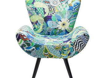 Kare Design - fauteuil chaise wings madagaskar - Fauteuil
