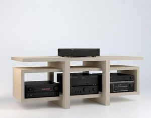 MALHERBE EDITION - low - Meuble Tv Hi Fi