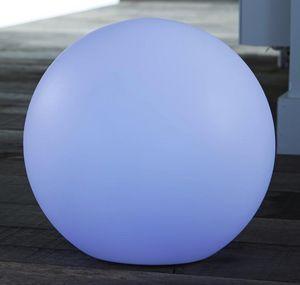 WILSA GARDEN - boule lumineuse étanche taille 2 - Lampe De Jardin