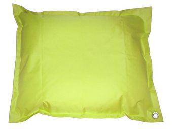 Cotton Wood - pouf de piscine flottant xl anis - Coussin De Sol