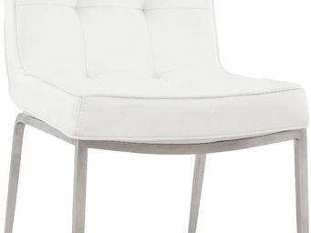KOKOON DESIGN - chaise vintage rembourrée madrid - Chaise