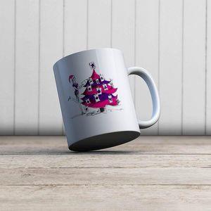 la Magie dans l'Image - mug noël - Mug