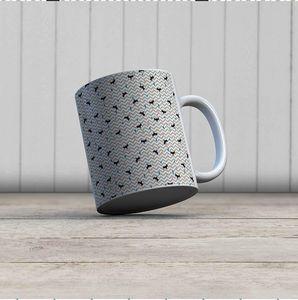 la Magie dans l'Image - mug renard confettis - Mug