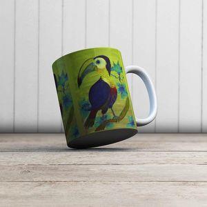 la Magie dans l'Image - mug toucan - Mug