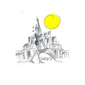 la Magie dans l'Image - foulard paris - Foulard Carré