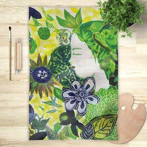 la Magie dans l'Image - foulard philomèle - Foulard Carré
