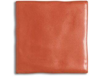 Rouviere Collection - s21 14 rouge traité - Carrelage Mural
