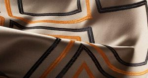 JAB Anstoetz - duffy square--- - Tissu D'ameublement Pour Siège