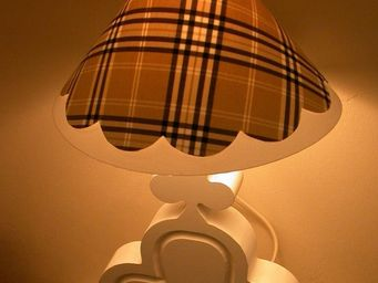 Luc Perron -  - Lampe À Poser
