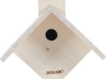 ZOLUX - nichoir en bois nefle - Maison D'oiseau