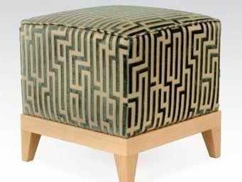 Clock House Furniture - robb - Pouf