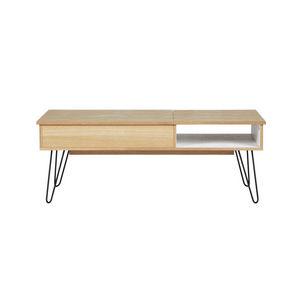 MAISONS DU MONDE - table basse vintage twis - Table Basse Rectangulaire