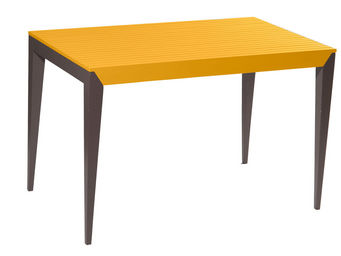 City Green - table rectangulaire de jardin portofino - 115 x 70 - Table De Jardin