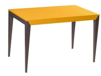 City Green - table rectangulaire de jardin portofino - 115 x 70 - Table De Jardin