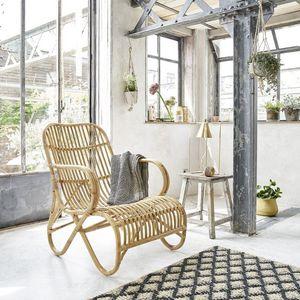 BOIS DESSUS BOIS DESSOUS - fauteuil en rotin relax - Fauteuil
