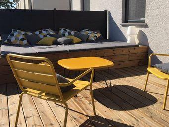 TERRES D'ALBINE -  - Table Basse De Jardin