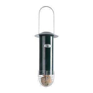 Esschert Design - automate à boules de graisse + 5 boules - Mangeoire À Oiseaux