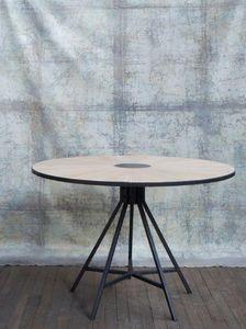 ASSEMBLAGE M -  - Table De Repas Ronde