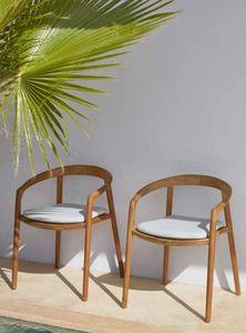MANUTTI - solid - Chaise De Jardin Empilable