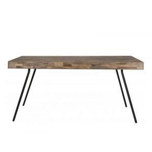 Mathi Design - table de repas havane - Table De Repas Rectangulaire