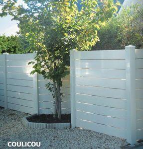 Cadiou - coulicou - Clôture Ajourée
