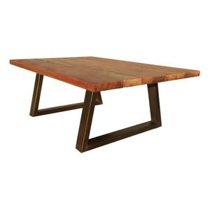 Mathi Design - table basse brooklyn - Table Basse Rectangulaire