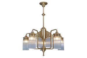 PATINAS - berlin 5 armed chandelier - Lustre