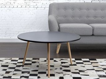 BELIANI - table basse - Table Basse Ronde
