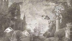 Ananbô - le jardin de portobello- - Papier Peint Panoramique