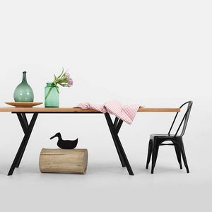 MEBLOJ DESIGN -  - Table De Repas Rectangulaire