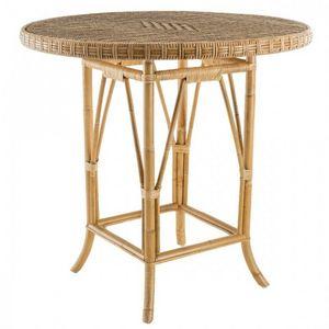 DECO PRIVE -  - Table De Jardin