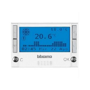 BTICINO -  - Thermostat Programmable