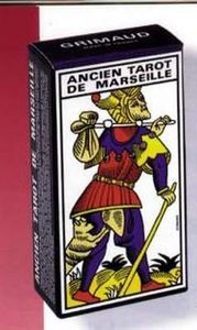 France Cartes - tarot de marseille - Jeu De Cartes