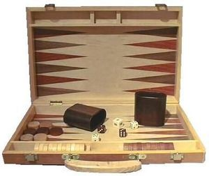 Heirloom Gift Bazaar -   - Backgammon