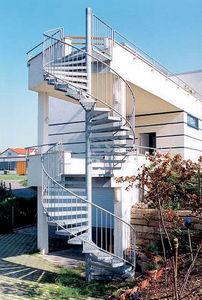 Schody Stadler -  - Escalier D'extérieur