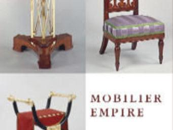 EDITIONS GOURCUFF GRADENIGO - mobiler empire - Livre Beaux Arts