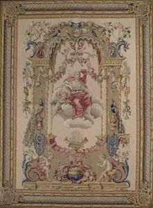 French Accents Rugs & Tapestries -  - Tapisserie De Style
