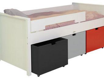 File dans ta chambre - lit mix and match compact - Lit Enfant � Tiroir
