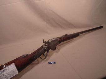 LE HUssARD - spencer sporting rifle - Carabine Et Fusil