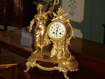 ANTIQUARIATO A. A. ZANNA -  - Horloge À Poser