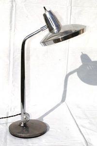 L'atelier tout metal - ann�es 70 de marque fase - Lampe De Bureau