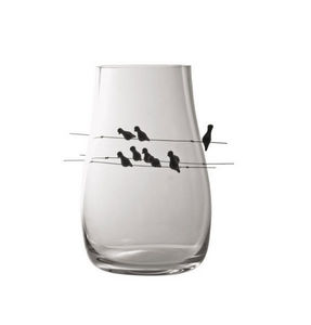 ROCHE BOBOIS - bird on the wire - Vase À Fleurs