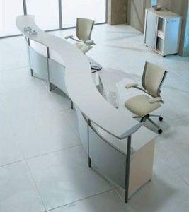 Bucon - easy - reception desk - las mobili - Banque D'accueil