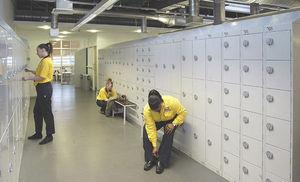 Link 51 (storage Products) - lockers - Vestiaire De Bureau
