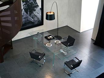 Fiam - ray plus - Table � Rallonge