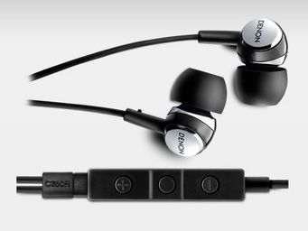 DENON FRANCE -  - Ecouteurs Intra Auriculaires