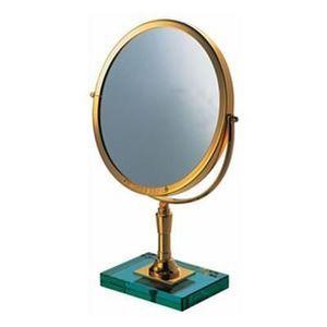 Miroir Brot - imagine 24 sur dalle de verre - Miroir De Salle De Bains