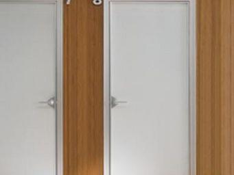 Passage Portes & Poignées - ghost - Porte De Communication Pleine
