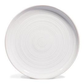 assiette plate manosque blanche assiette plate maisons du monde. Black Bedroom Furniture Sets. Home Design Ideas