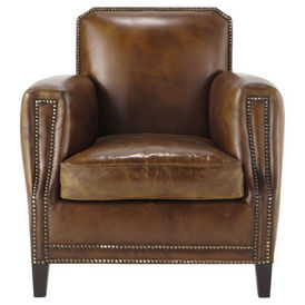 fauteuil drouot fauteuil club maisons du monde decofinder. Black Bedroom Furniture Sets. Home Design Ideas